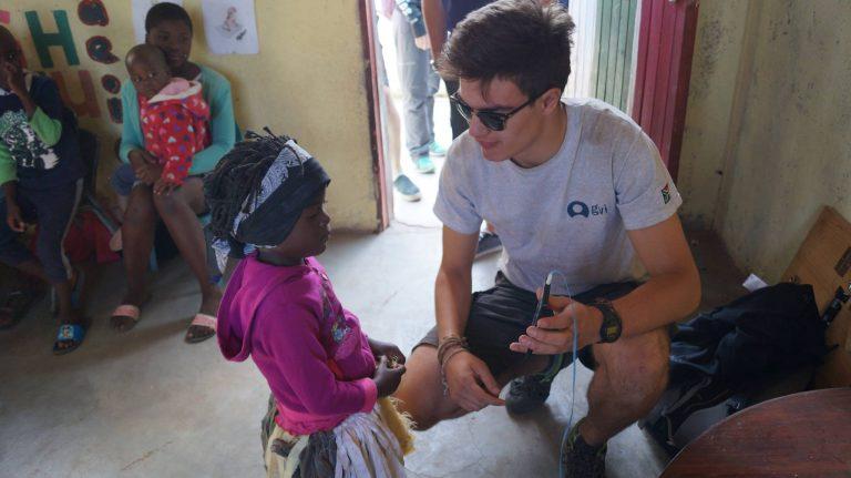 Volontatriat en Afrique du Sud