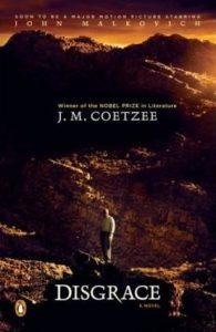 Première de couverture de Disgrâce - J. M. Coetzee