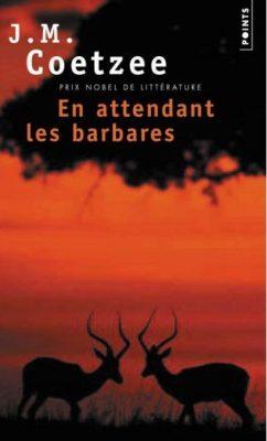 Première de couverture En attendant les barbares - J. M. Coetzee