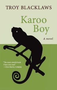 Première de couverture de Karro boy - Troy Blacklaws