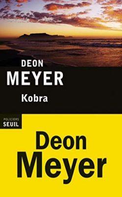 Première de couverture de Kobra deon meyer