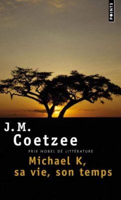 Première de couverture de Michael K, sa vie, son temps - J. M. Coetzee