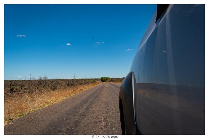 Afrique du sud, de Johannesburg au Parc Kruger