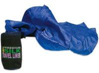 Drap en soie pour dormir partout !