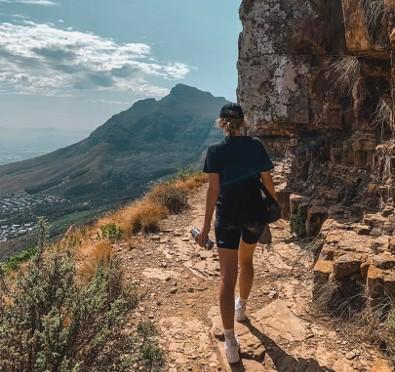 ADF🔥 #1 : Grimper Table Mountain en plein cagnard