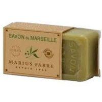 Savon de marseille à lhuile d'olive de 40g de la marque marius fabre