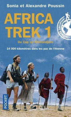 Première de couverture Afrika trek - tome 1 - Alexandre Poussin
