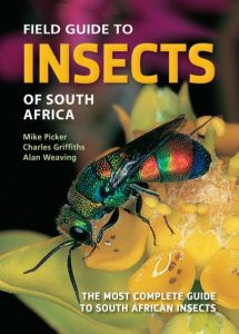 Première de couverture Field Guide To Insects Of South Africa - Mike Picker