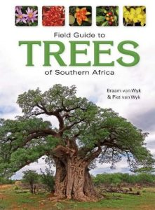 Première de couverture Field Guide to Trees of Southern Africa - Piet van Wyk