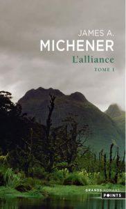 Quatrième de couverture L'Alliance Tome 1- James Michener