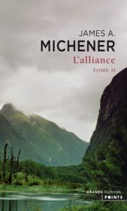 Quatrième de couverture L'Alliance Tome 2 - James Michener