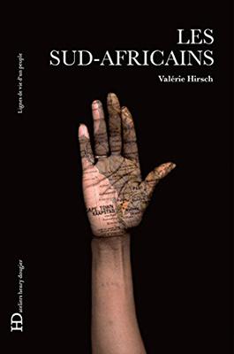 Première de couverture Les Sud-Africains - Valérie Hirsch