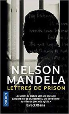 Première de couverture Lettres de prison - Nelson Mandela copie