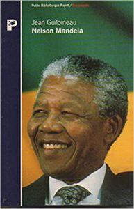 Première de couverture Nelson Mandela - Jean Guiloineau
