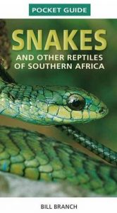Première de couverture Pocket Guide Snakes and Other Reptiles of Southern Africa - Bill Branch