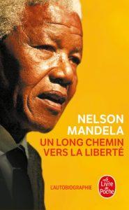 Première de couverture Un long chemin vers la liberté - Nelson Mandela