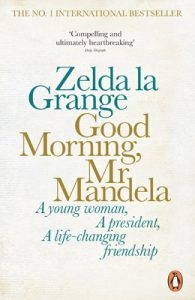 Première de couverture good morning mr mandela - Zelda la grange