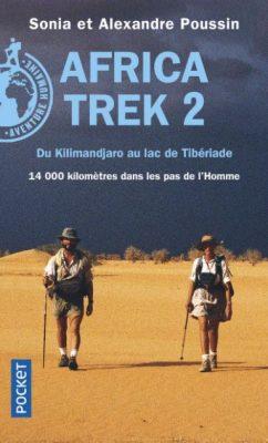 Première de couverture de Africa Trek Tome 2 - Alexandre POUSSIN