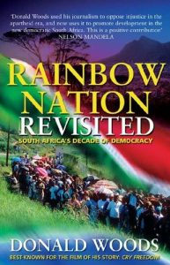 Première de couverture de Rainbow nation revisited South Africa's decade of democracy - Donald Woods