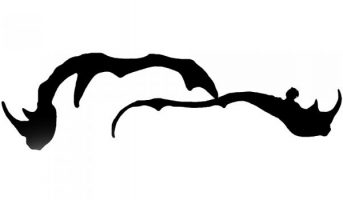 logo African Specialist Rhino Group & UICN